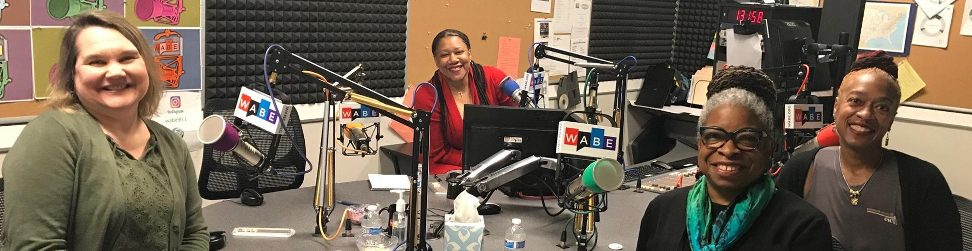 Social science research highlighted on WABE