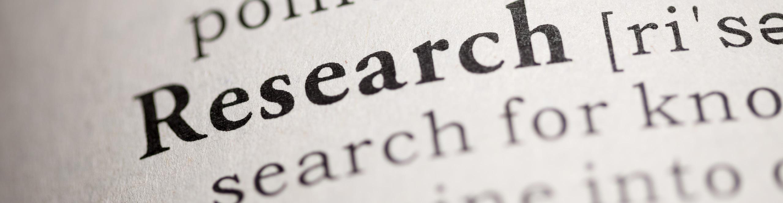 Research Momentum