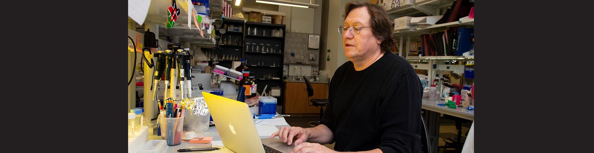 Biologist Awarded Three-Year NIH Grant
