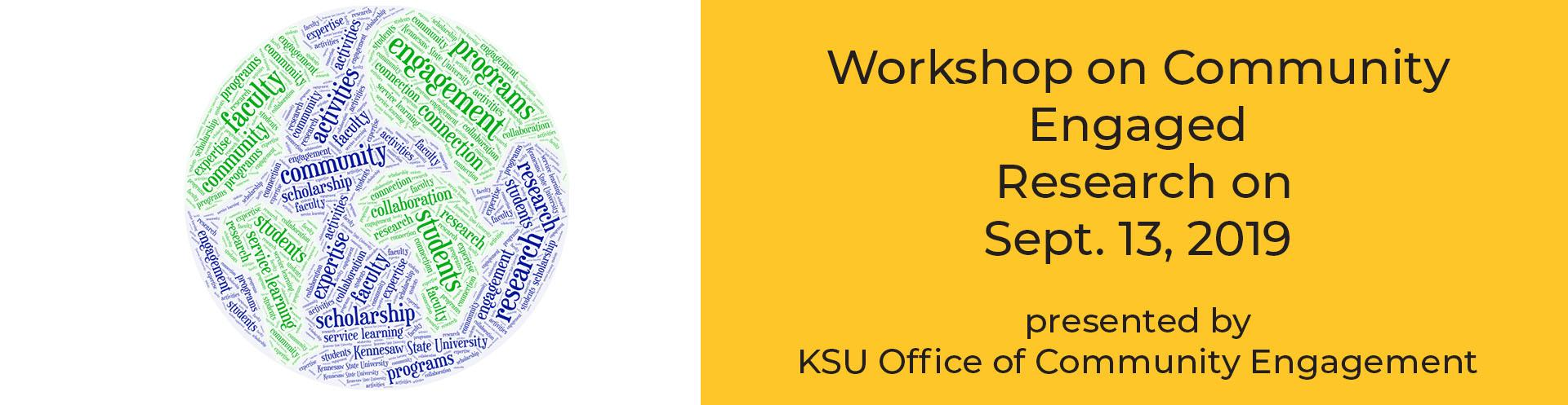 Upcoming Faculty Workshop