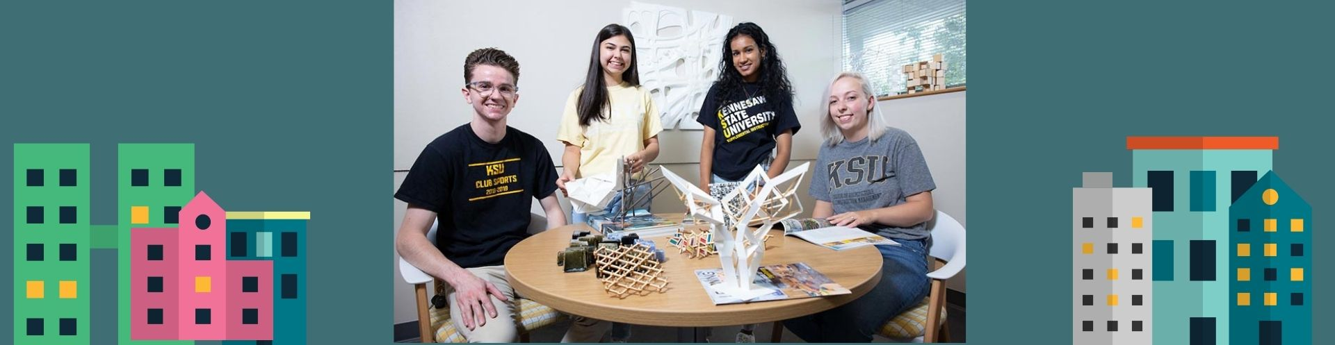 Kennesaw State student organization receives national award
