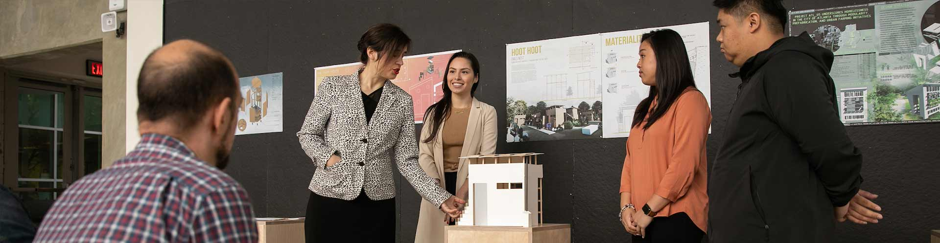 Kennesaw State alumni, faculty highlight benefits of architecture research