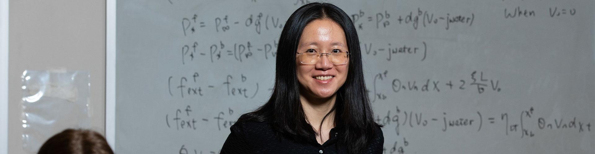 Engineering professor awarded NSF CAREER grant