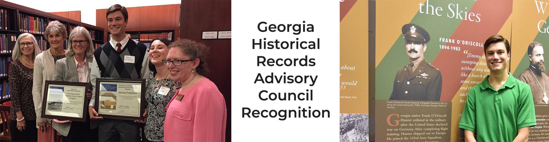 KSU history program recognized