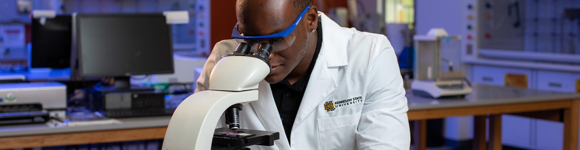 Kennesaw State's Advanced Majors Program provides support for STEM education