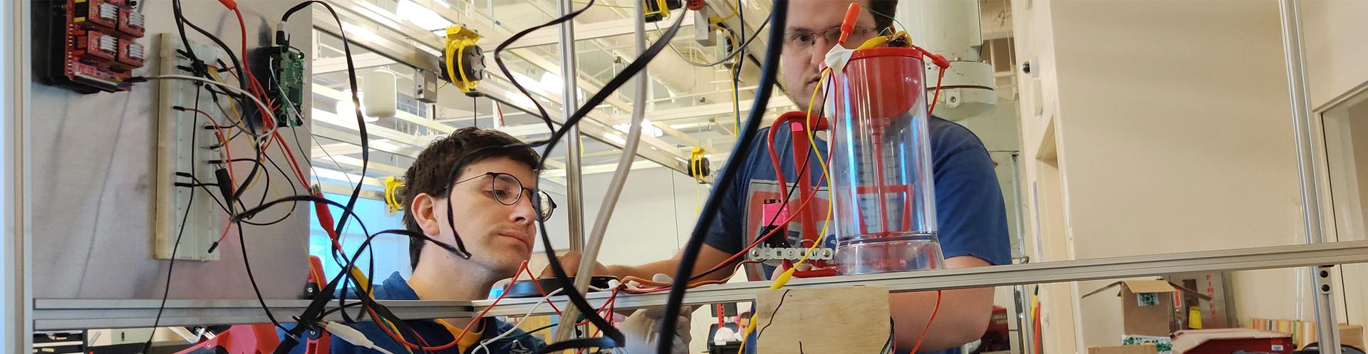 Mechatronics projects mesh creativity with engineering