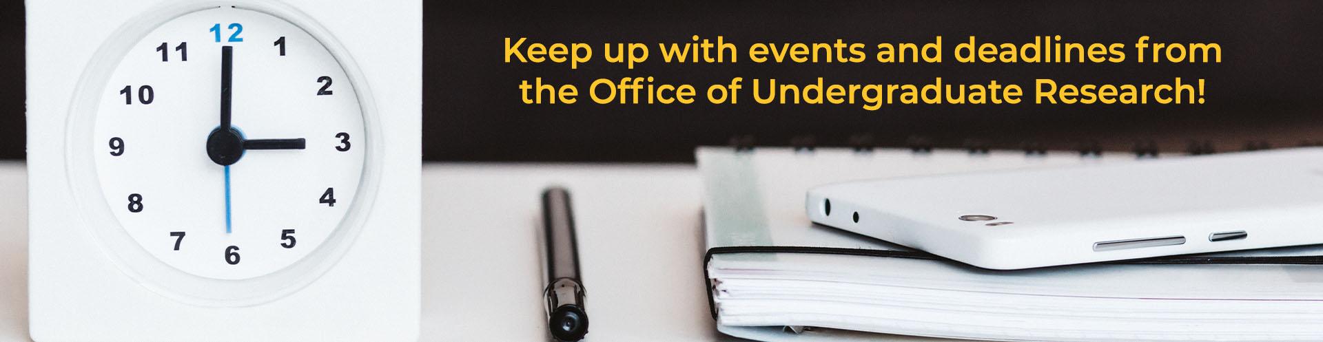 2020 2021 Calendar   Office of Undergraduate Research